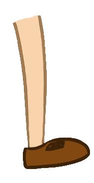 Henry right leg